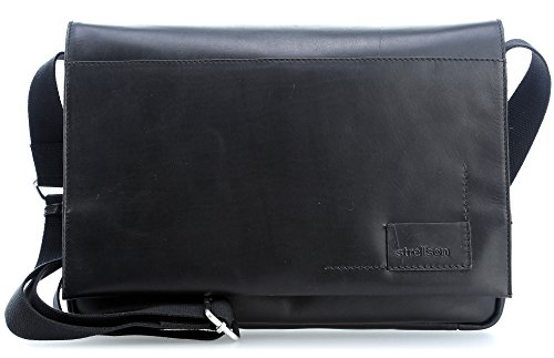 Strellson 13'' Badolera Bolsa para portátil negro ordenador Ickenham BBqnTFZ