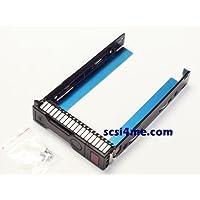 "SCSI4ME 3.5"" LFF SAS SATA Drive Carrier Tray Sled Caddy for HP Proliant ML350e ML310e SL250s Gen8 Gen9 G8 G9 Servers 651314-001 651320-001"