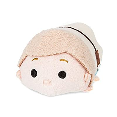 New Disney Store Mini 3.5 Tsum Tsum Luke Skywalker (Star Wars Collection): Toys & Games