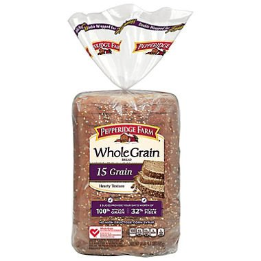 Pepperidge Farm Whole Grain 15 Grain Bread - 24 ()