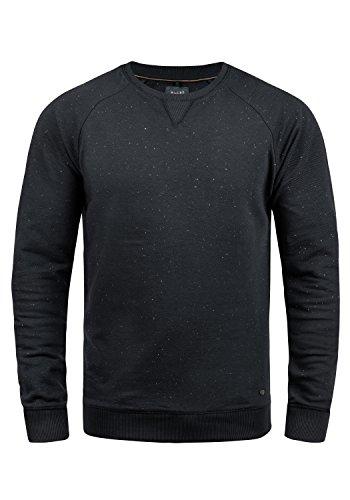 70155 Encolure shirt Blend Avec En Homme Sweat Zlatan Black Pull Sweat Pour Rond Uqzf7R