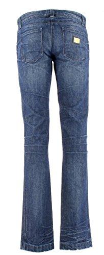 Dolce E Gabbana Damen FT5BTDG8C87 Blau Baumwolle Jeans