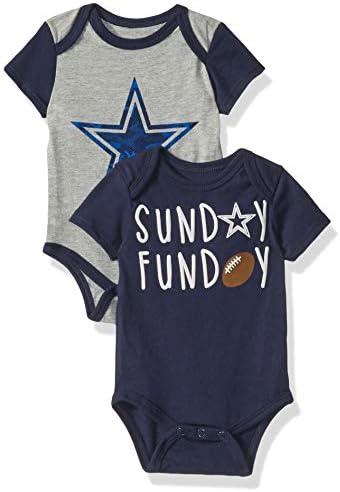 Dallas Cowboys Unisex Vito Onesie product image