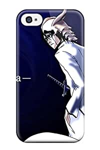 New Premium Ortiz Bland Anime Bleach Skin Case Cover Excellent Fitted For Iphone 4/4s