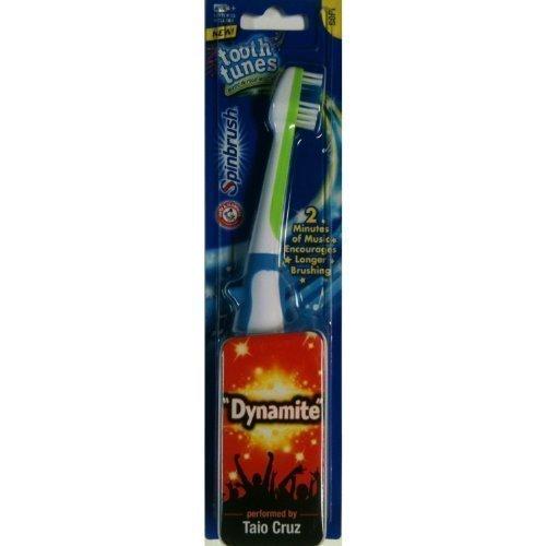 "Tooth Tunes Taio Cruz ""Dynamite"" Singing Toothbrush"