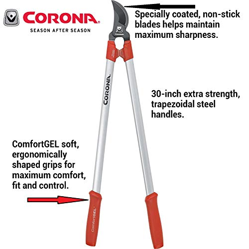 Corona SL 3264 ComfortGEL Bypass Lopper, 30-Inch, Standard Handle - http://coolthings.us