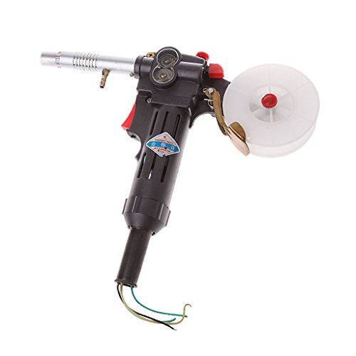 stoertuy NBC-200A MIG Welding Gun Spool Gun Push Pull Feeder Welding Torch Without Cable - Nozzle Cable Feeder