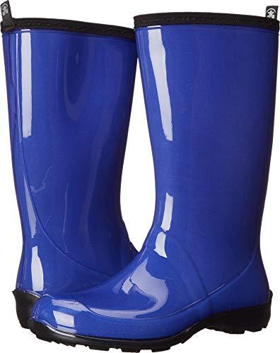 Kamik Women's Heidi Rain Boots Blue 9
