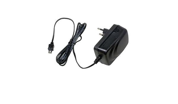Cargador bloque de alimentación para Sony DCR-HC19E;substituye: Sony AC-L20, AC-L20A, AC-L20B, AC-L20C, AC-L25A, AC-L25B, AC-L25C, AC-L200