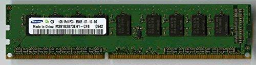 Samsung M391B2873EH1-CF8 1GB DDR3-1066 PC3-8500 EC...