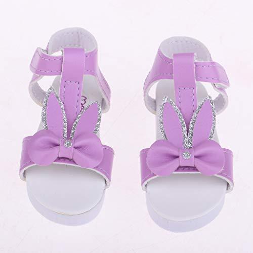 Dollfie Non Con Viola Per Accessorio Caviglia Sandali Carino Come Sharplace Descritto Cinturino Bjd 1 Alla Oro Brand Estivo 3 rSFrqw6f