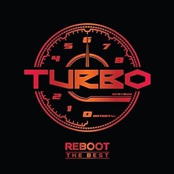TURBO - [REINICIO: EL MEJOR] CD Album (2 DISCOS) Kim Jong