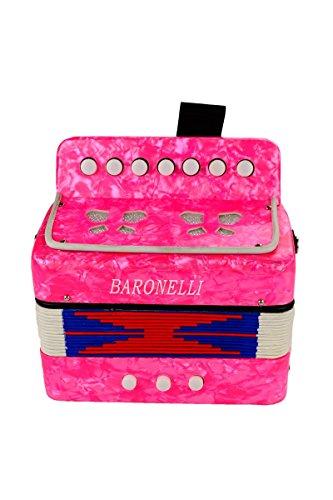 Pink Accordion - 3