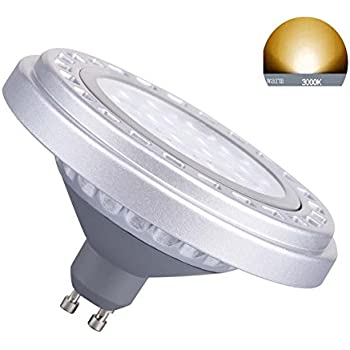 ledwholesalers dimmable gu10 base ar111 15w 30 beam angle led bulb white 1508wh led. Black Bedroom Furniture Sets. Home Design Ideas