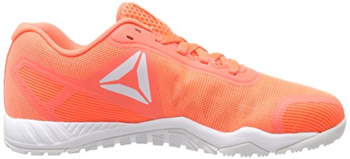 De 0 Punch Reebok Femme guava Ros white Chaussures Fitness Rouge Workout 2 Tr PfwYwIqp