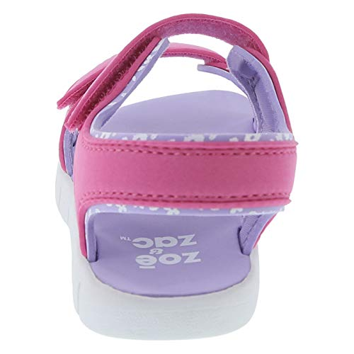 Pictures of Zoe and Zac Girls' Parker Double Strap 3