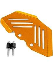 Heinmo Motocycle CNC Rear Brake Master Cylinder Guard Cover For KTM 1050 1090 1190 1290 Adventure (orange)