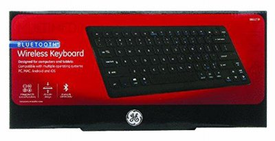 JASCO PRODUCTS 98617 BT Wireless (Ge Wireless Keyboard)