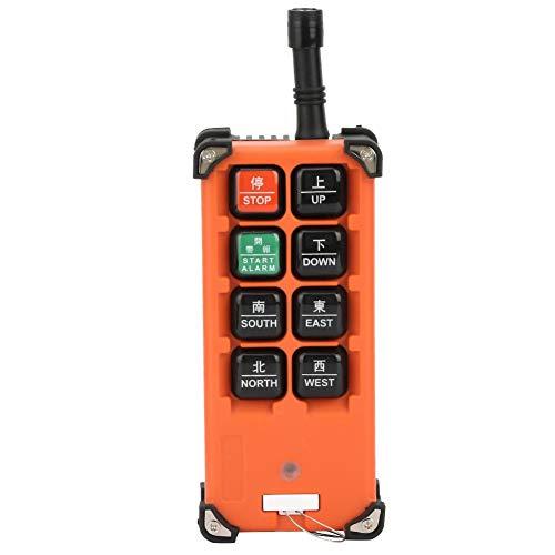 Double Transmitters Industrial Channel Hoist Crane Wireless Remote Control Transmitter&Receiver Industrial Radio Wireless Remote Control 36V F21-E1B (Controls Crane Radio)