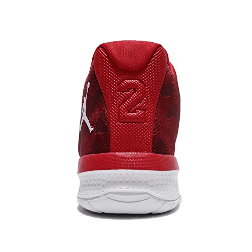 Rot Basketball Fly Red Nike Chaussures White BG Jordan Fille University B de qfRx48