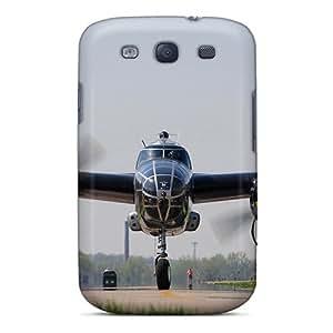 New Fashion Premium Tpu Case Cover For Galaxy S3 - B 25 Doolittle Plane