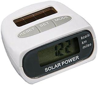 MEDIA WAVE store Contapassi Digitale ad energia Solare per Sport Fitness Running Conta Calorie