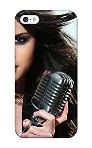 Hard Plastic Iphone 5/5s Case Back Cover,hot Selena Gomez 44 Case At Perfect Diy