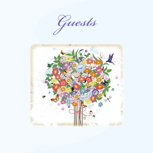 Guests: Guest Books