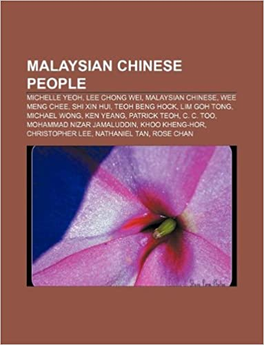 Malaysian Chinese people: Michelle Yeoh, Lee Chong Wei