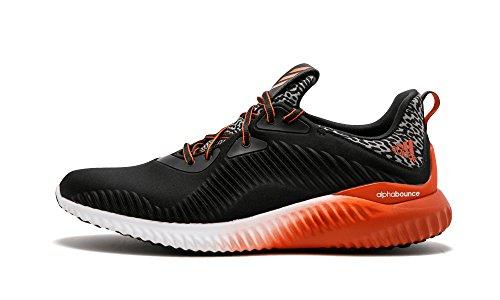 Adidas Alphabounce Team Cblack / Corange