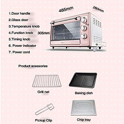 Horno Digital, Microondas Manual Solo Con 6 Niveles De Potencia ...