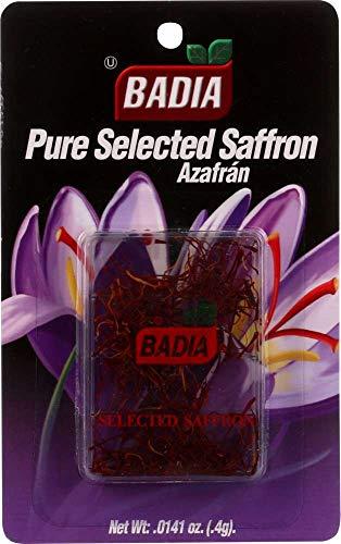 (Badia (NOT A CASE) Spanish Saffron)