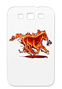 Horse Wilde Funny Horse Cool Horses Horses Wild Animals Animals Nature Red For Sumsang Galaxy S3 Case