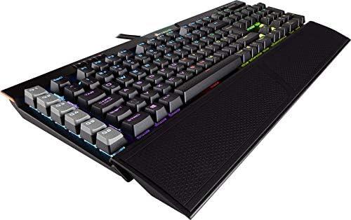 Corsair - Teclado mecánico para Gaming Negro Negro K95 Platinum