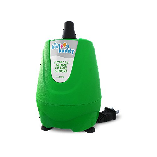 Balloon Buddy BB-INF Zephyr The Electric Air Inflator for Balloons