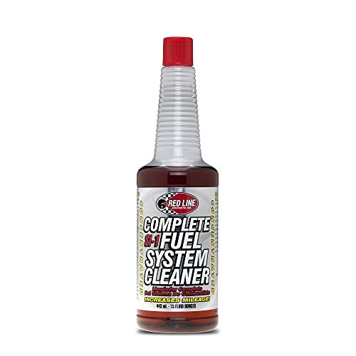 Red Line SI-1 Fuel System Cleaner - 15 oz. (Case 12 Bottles)
