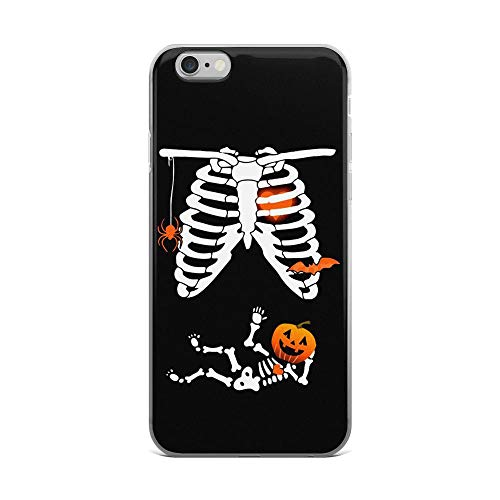 iPhone 6 Plus/6s Plus Pure Case Cover Pumpkin Halloween