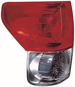 For 2007-2009 Toyota Tundra Replacement Tail Brake Lights Passenger// Right Side
