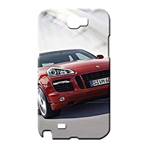 samsung note 2 Durability Scratch-free Hot Fashion Design Cases Covers mobile phone carrying shells porsche cayenne turbo