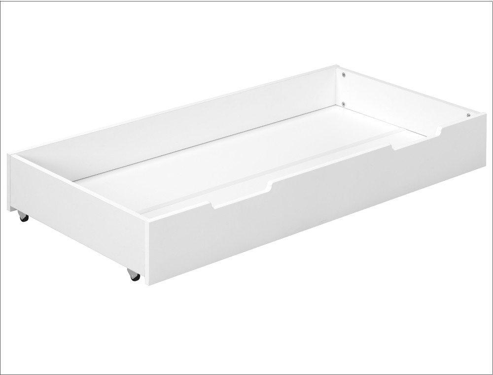 Loupiot OSL827-014 Oslo Lit Tiroir Blanc