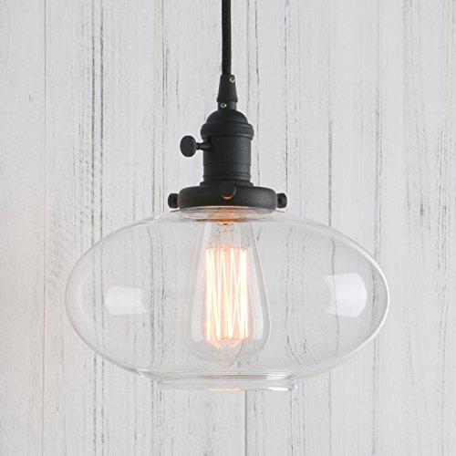 Oval Shade Pendant Light - 5
