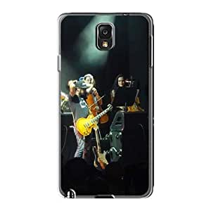 Shock Absorption Hard Cell-phone Case For Samsung Galaxy Note3 (GkN15103QISr) Allow Personal Design Realistic Foo Fighters Pattern WANGJING JINDA