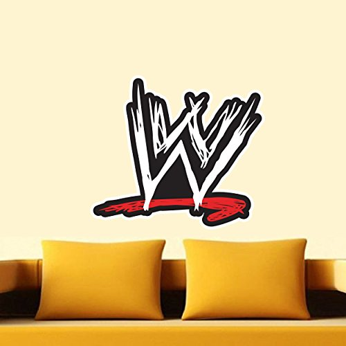 Wrestling WWE removable wall decal 23