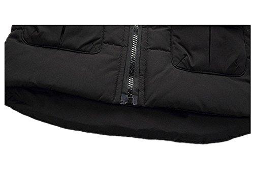 ZPW Kids Baby Snowsuit Winter Down Coat//Snow Bib Pants Big Fur Trim Hooded Jacket