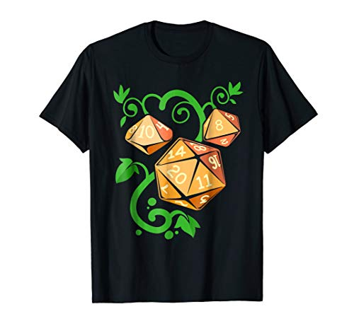 Role Playing Shirt Retro Table Top RPG Halloween