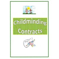 Childminder contracts pack