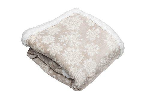 Vera Neumann  Iclyn Ulta Plush Soft & Warm Sherpa Throw Blan