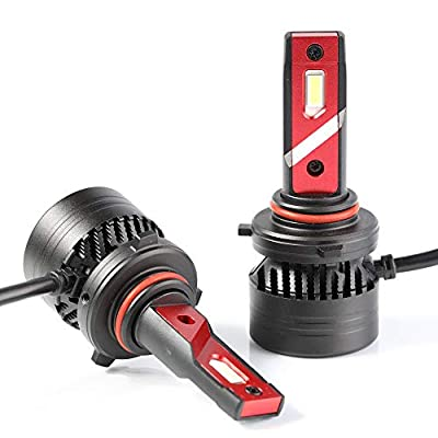 PrimeLED LED Headlight Bulbs | SB Series H11 H8 H9 H16 | Brightest LED Bulbs | 2x45W 20000 Lumens | 6500K Cool White | 2020 Newest Model | - 2 Yr Warranty [H11]: Automotive