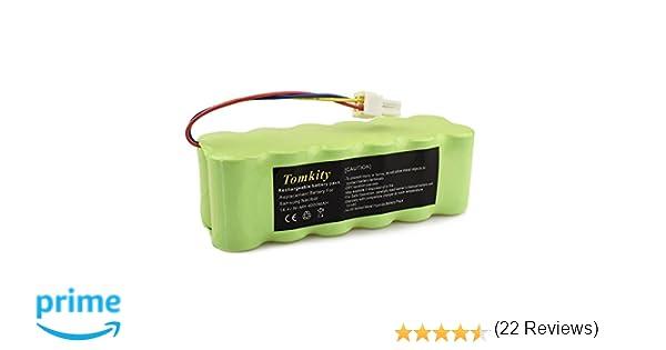 Tomkity 4000mAh Batería pour Samsung Navibot SR8825 SR8840 SR8845 ...