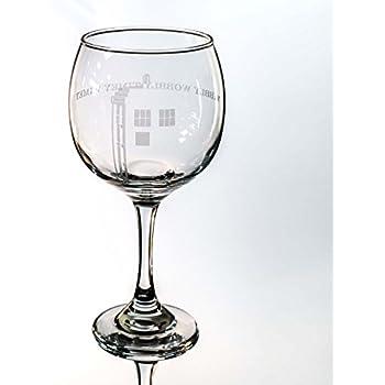 20oz Wibbly Wobbly Wine Glass L1